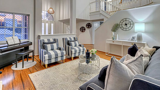 Why property styling gets the best sales price
